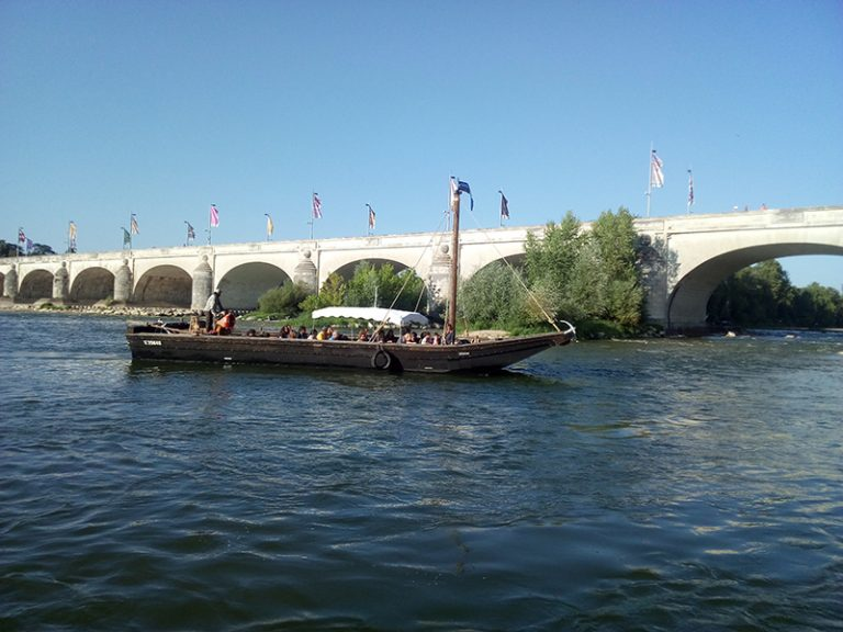 Boat trips on the Loire in Tours-5