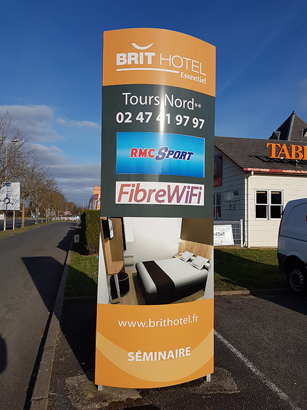 Brit Hôtel Tours Nord-17