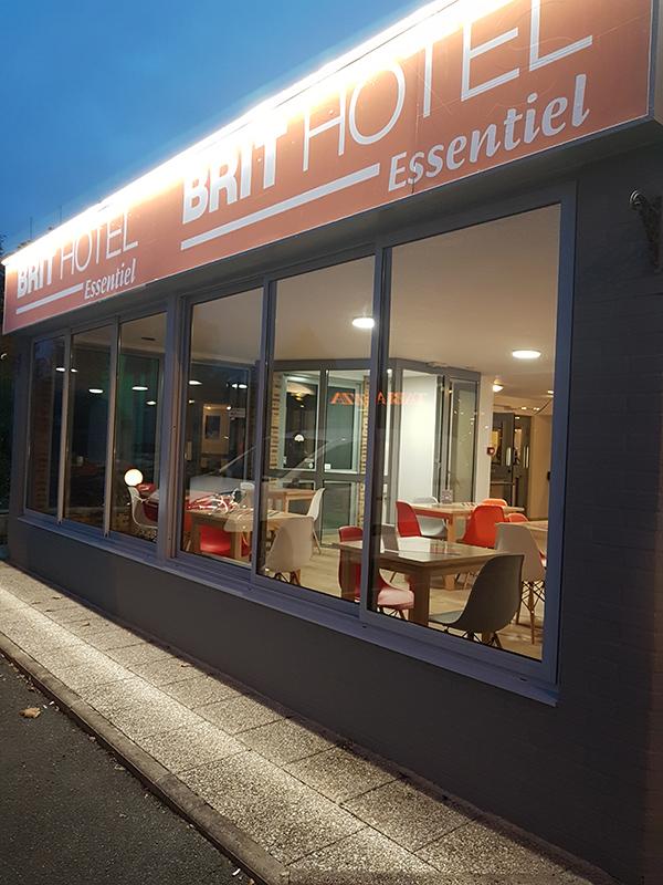 Brit Hôtel Tours Nord-10