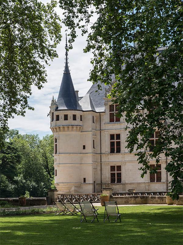 Château of Azay-le-Rideau-3