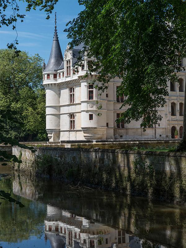 Château of Azay-le-Rideau-5