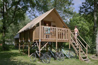 Onlycamp Le Sabot campsite – Azay-le-Rideau, Loire Valley