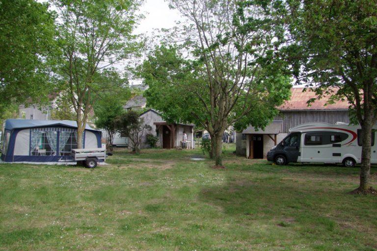 Camping à la ferme de la Salle-1