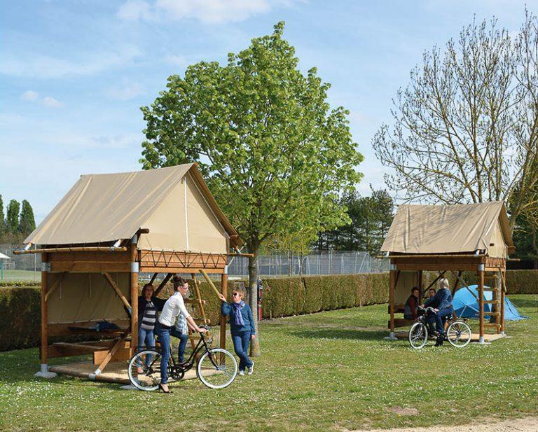 Camping Municipal du parc de loisirs Robert Guignard-1