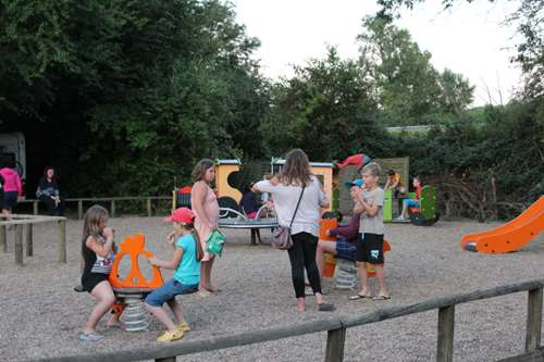 Le Jardin Botanique In Limeray Tourism Camping In Loire