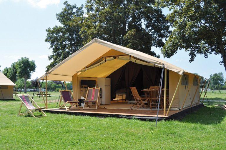 Campsite of l'Ile d'Or-2