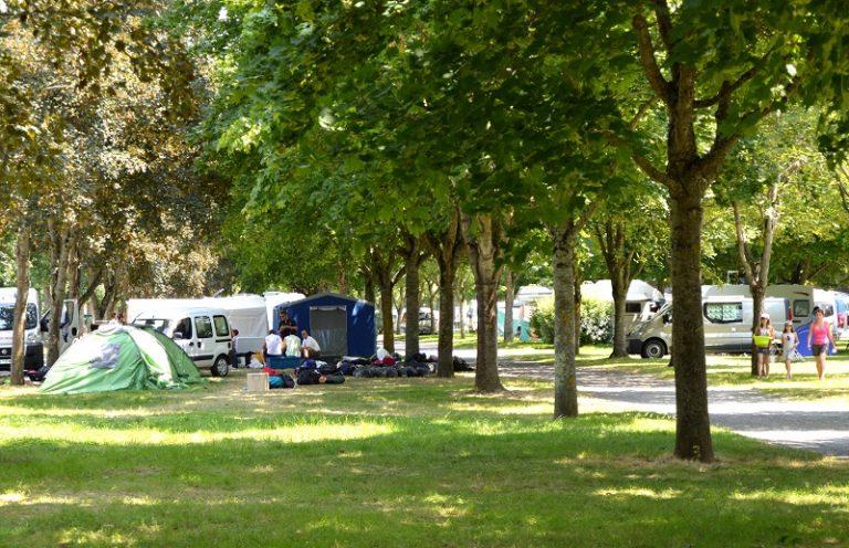 Campsite of l'Ile d'Or-8