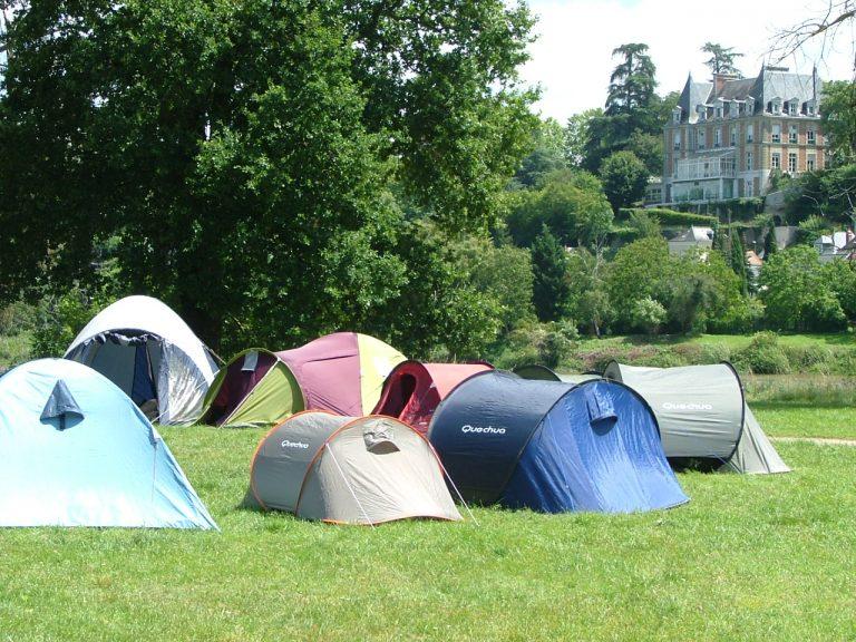 Campsite of l'Ile d'Or-18