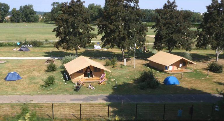 Campsite of l'Ile d'Or-19