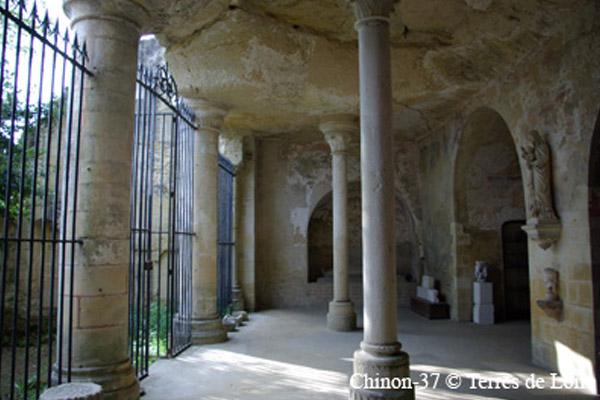 Sainte-Radegonde Chapel-2