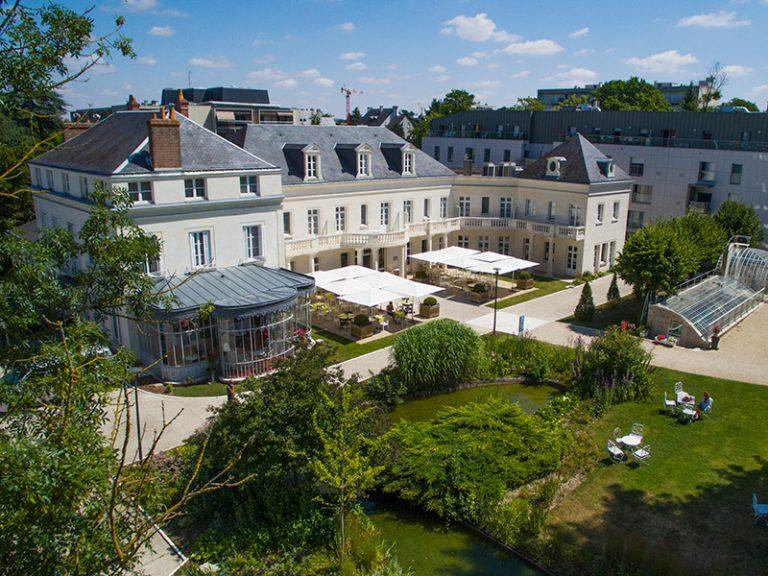 Clarion Hôtel Château Belmont-6