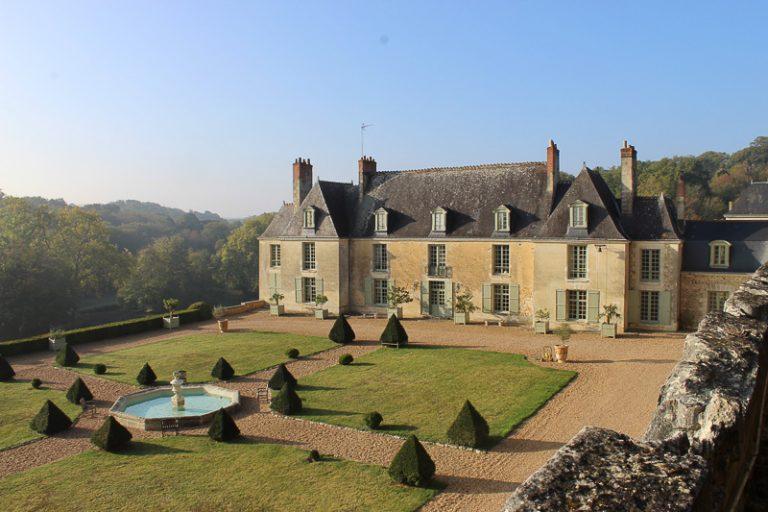 Château d'Hodebert-35