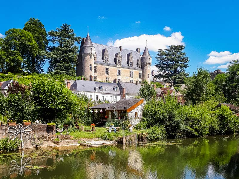 The castle of Montrésor - Loire Valley