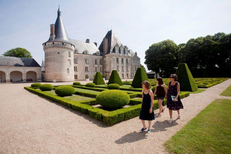 Château, parc et jardins d'Azay-le-Ferron-3