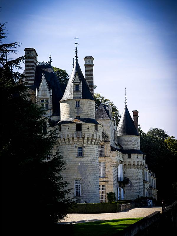 Château of Ussé-5