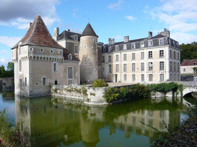 Château de Boussay-1