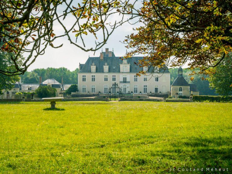 Château of Champchevrier-1