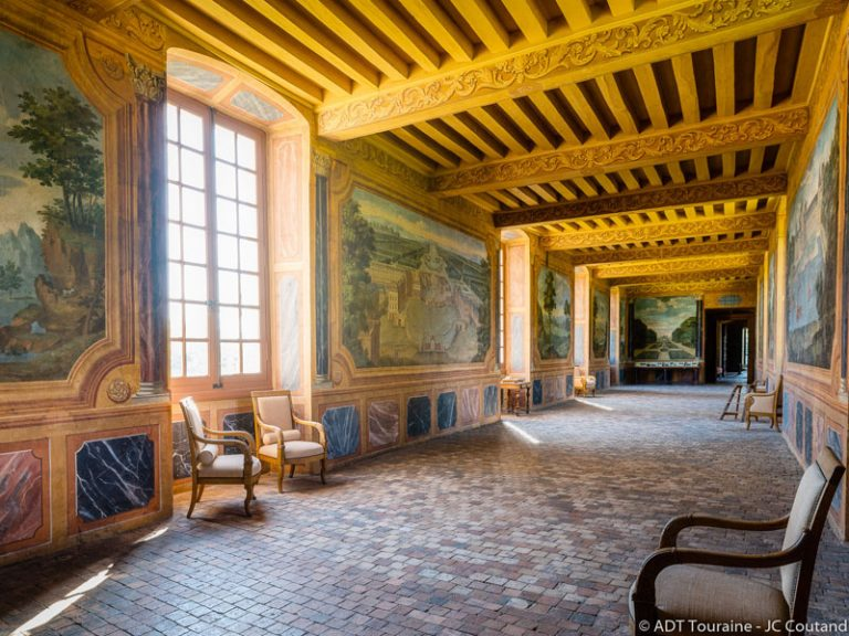 Chateau of Gizeux-3