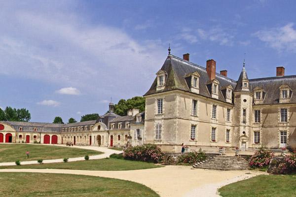 Gizeux castle-4