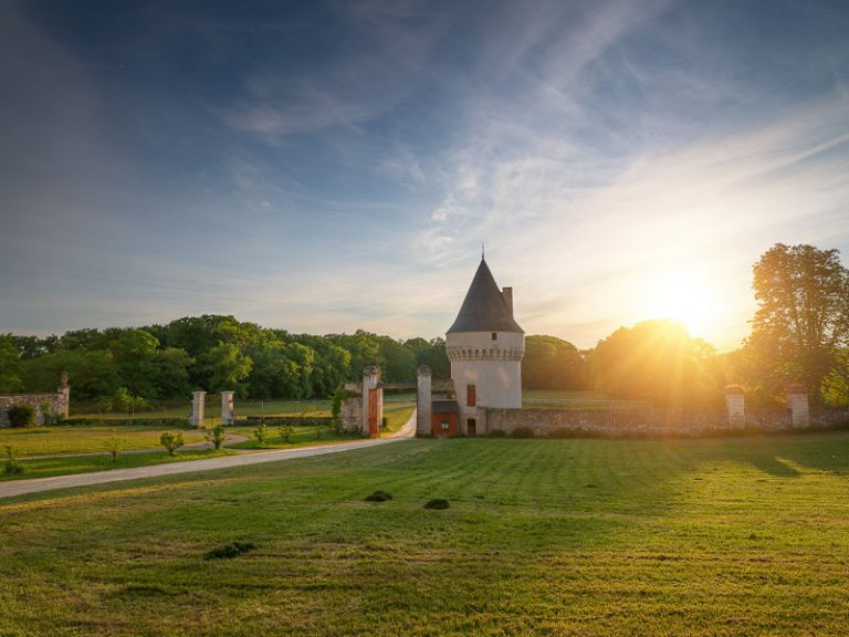 Chateau of Gizeux-6