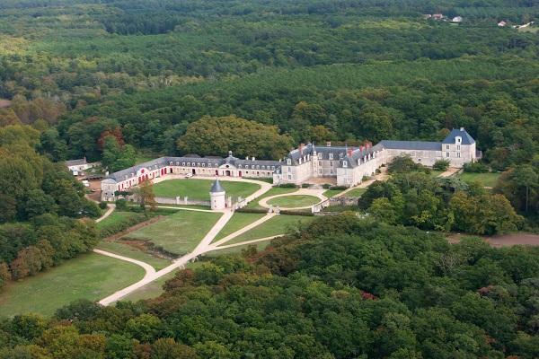 Gizeux castle-1