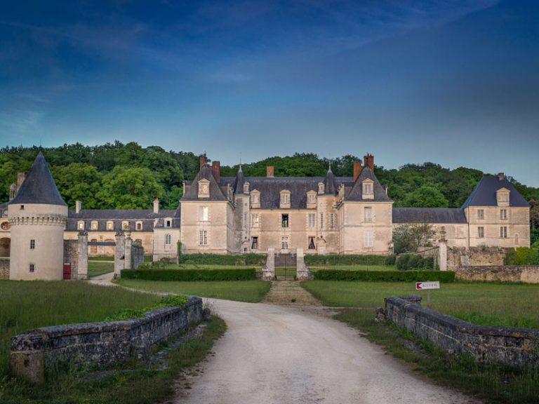 Chateau of Gizeux-1