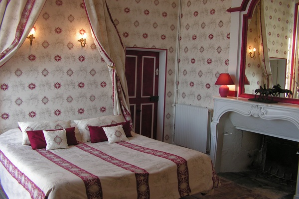 Guest room gizeux castle in gizeux touraine val de loire for Prix chambre chateau vallery