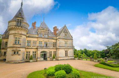 Chateau Hotel de la Bourdaisière – Montlouis-sur-Loire, France.