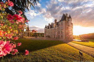 Château of Montpoupon – Loire Valley Chateaux, France.