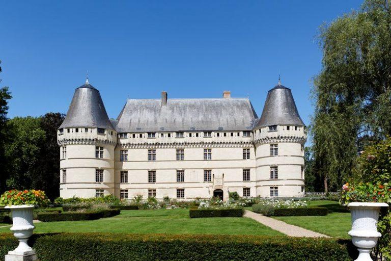 Château of l'Islette-11