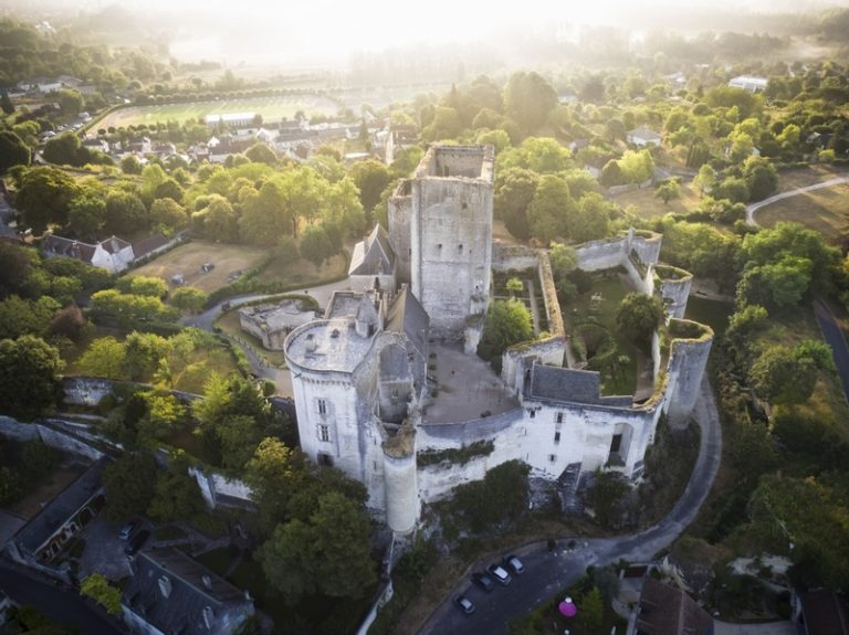 Royal City of Loches-2