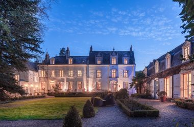 Clos d'Amboise – Hotel in Amboise, Loire Valley, France.