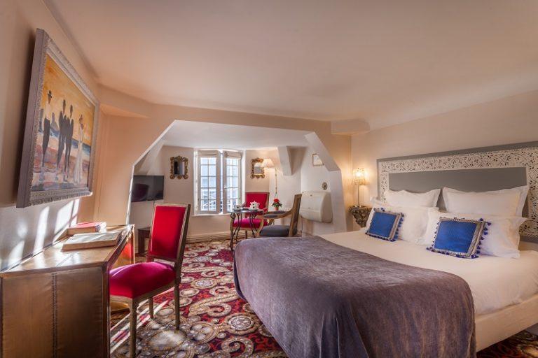 Hôtel Le Clos d'Amboise-10