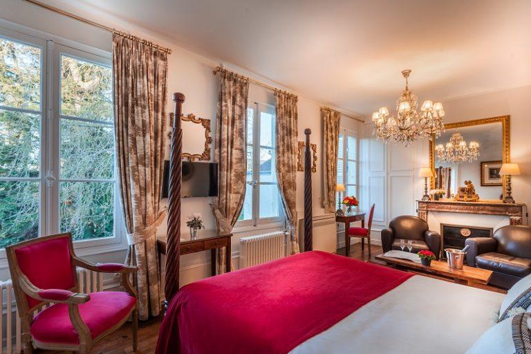 Hôtel Le Clos d'Amboise-11