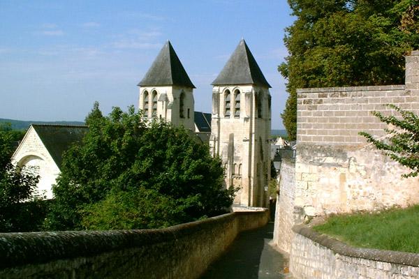 Saint Mexme Collegiate Church-1