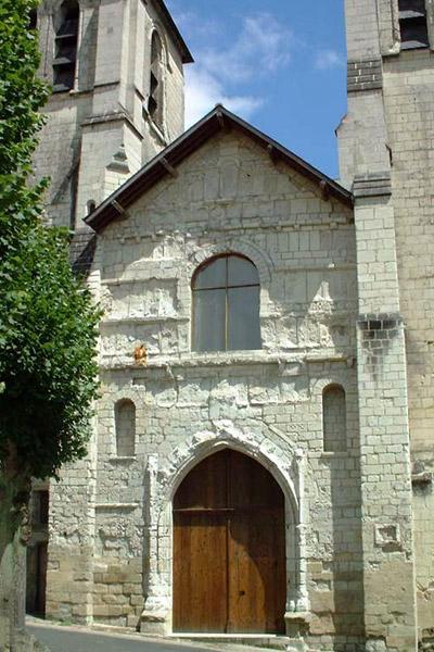 Saint Mexme Collegiate Church-2