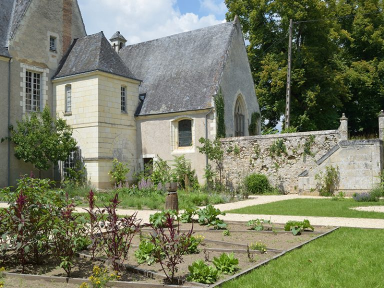Chateau of Gizeux-15