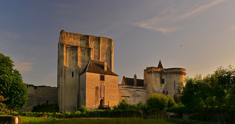 The keep of Loches