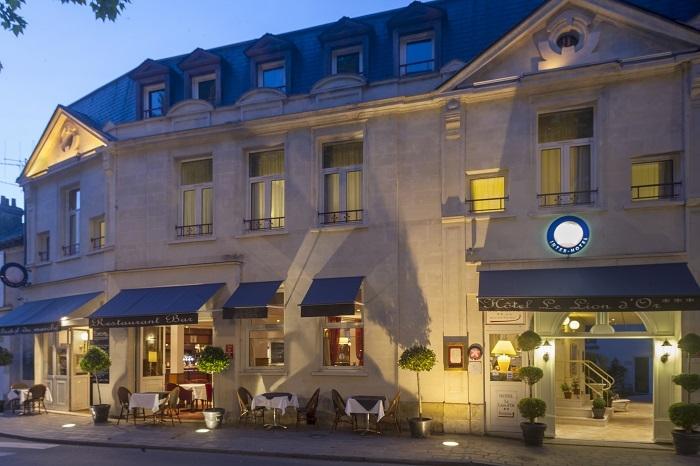 Inter Hôtel Le Lion d'Or-4