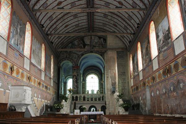 Eglise notre dame de Rivière-1
