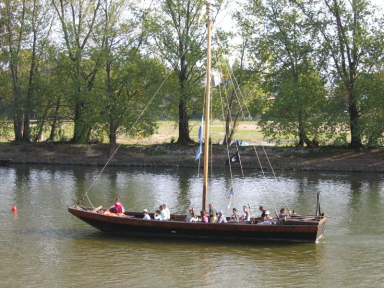 Endremage – Traditional boat trips on the Loire-2