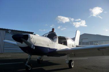 Fly Vintage Morane Saulnier