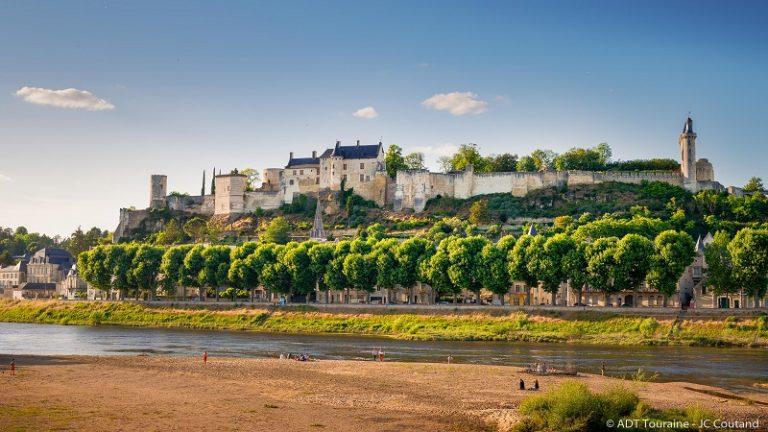 Royal Fortress of Chinon-1