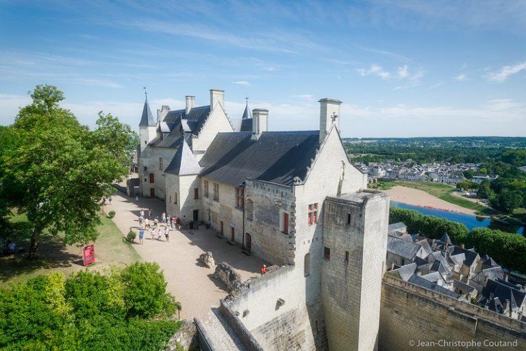 Royal Fortress of Chinon-7