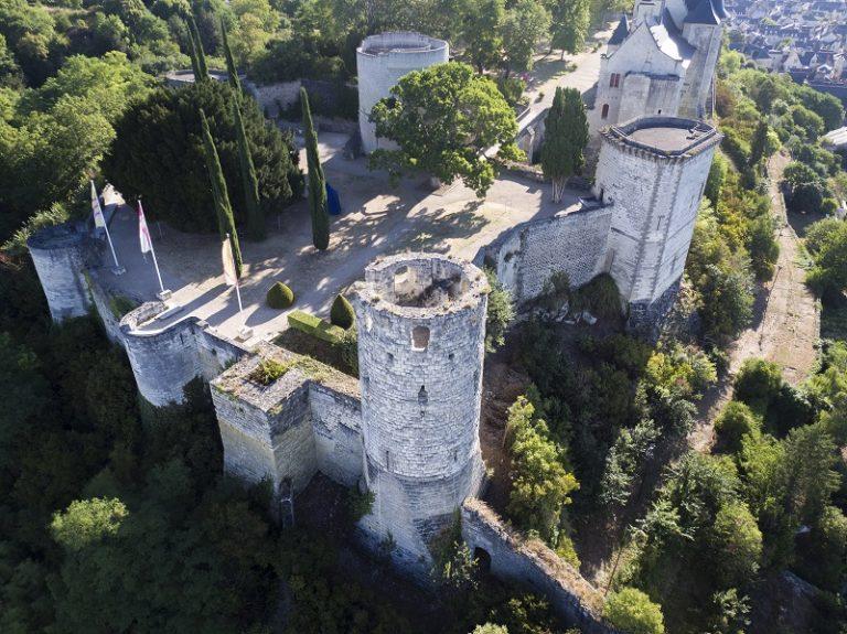 Royal Fortress of Chinon-3