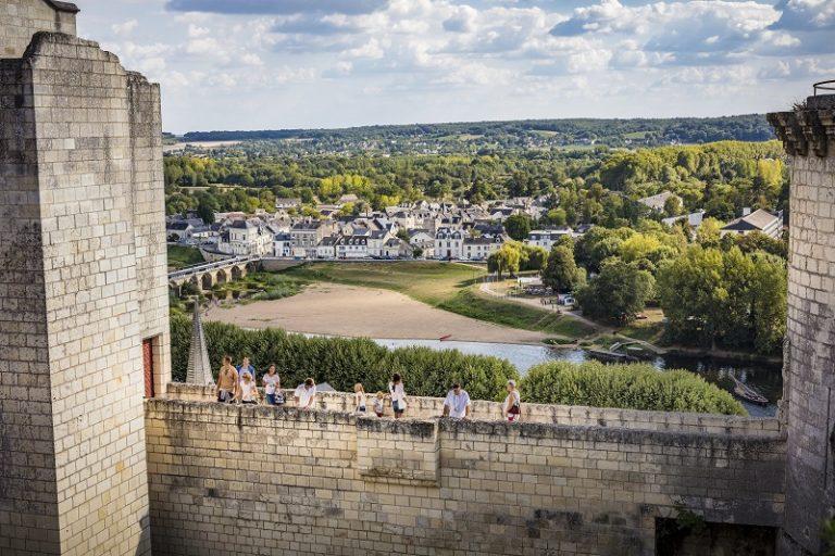 Royal Fortress of Chinon-9