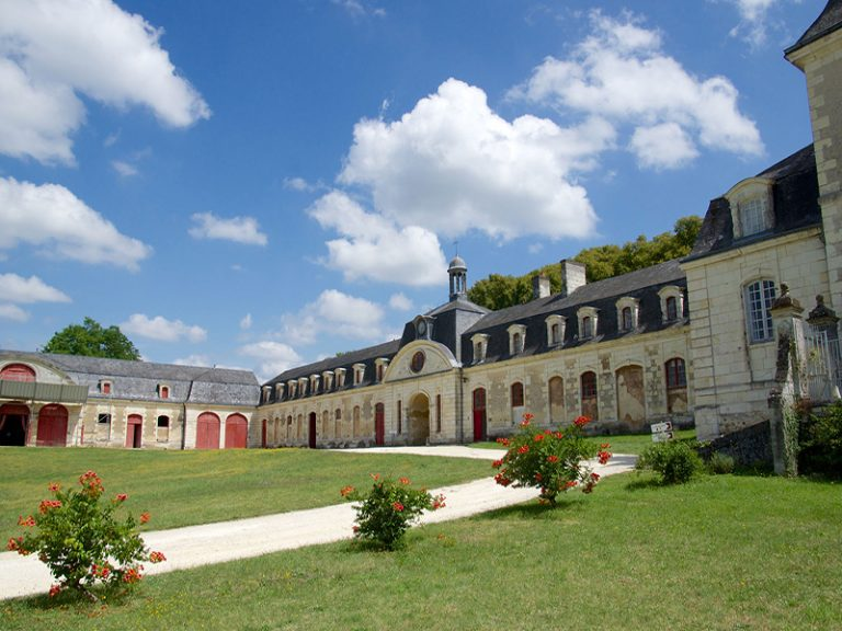 Chateau of Gizeux-14