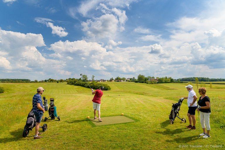 Golf of Fleuray – Amboise-5
