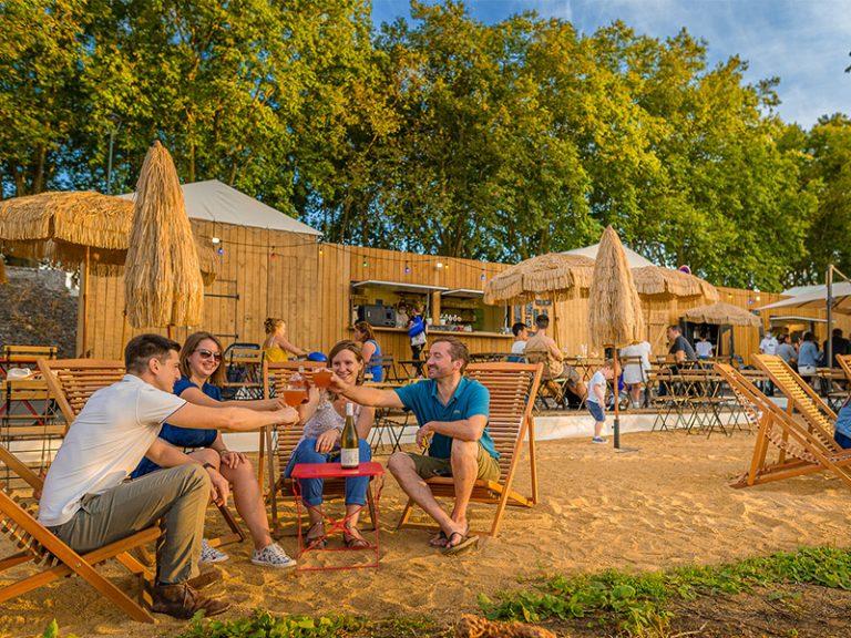 Chez Oscar & Suzette – Guinguette sur les bords de Loire-1