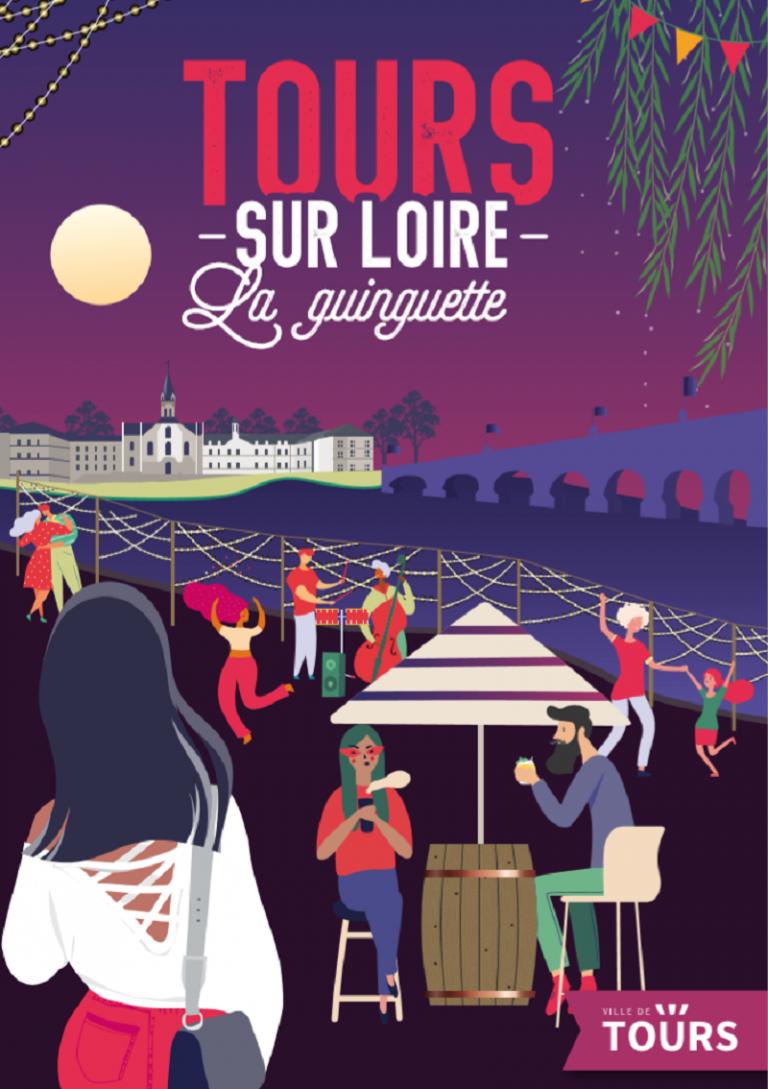 Tours sur Loire and Tours beach-1